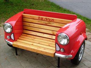 Chaise de bureau en forme de siege de voiture fauteuil de bureau